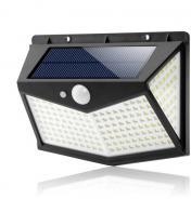 Ηλιακό φωτιστικό τοίχου ευρυγώνιο 212 smd LED 30w με αισθητήρα κίνησης & νυχτός FO-TA002