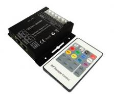 RGB controller 24A με τηλεχειριστήριο για LED ταινίες SZ600RGB